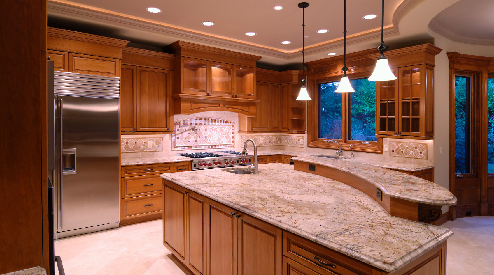 Granite Kitchen Countertops, Essex County, New Jersey