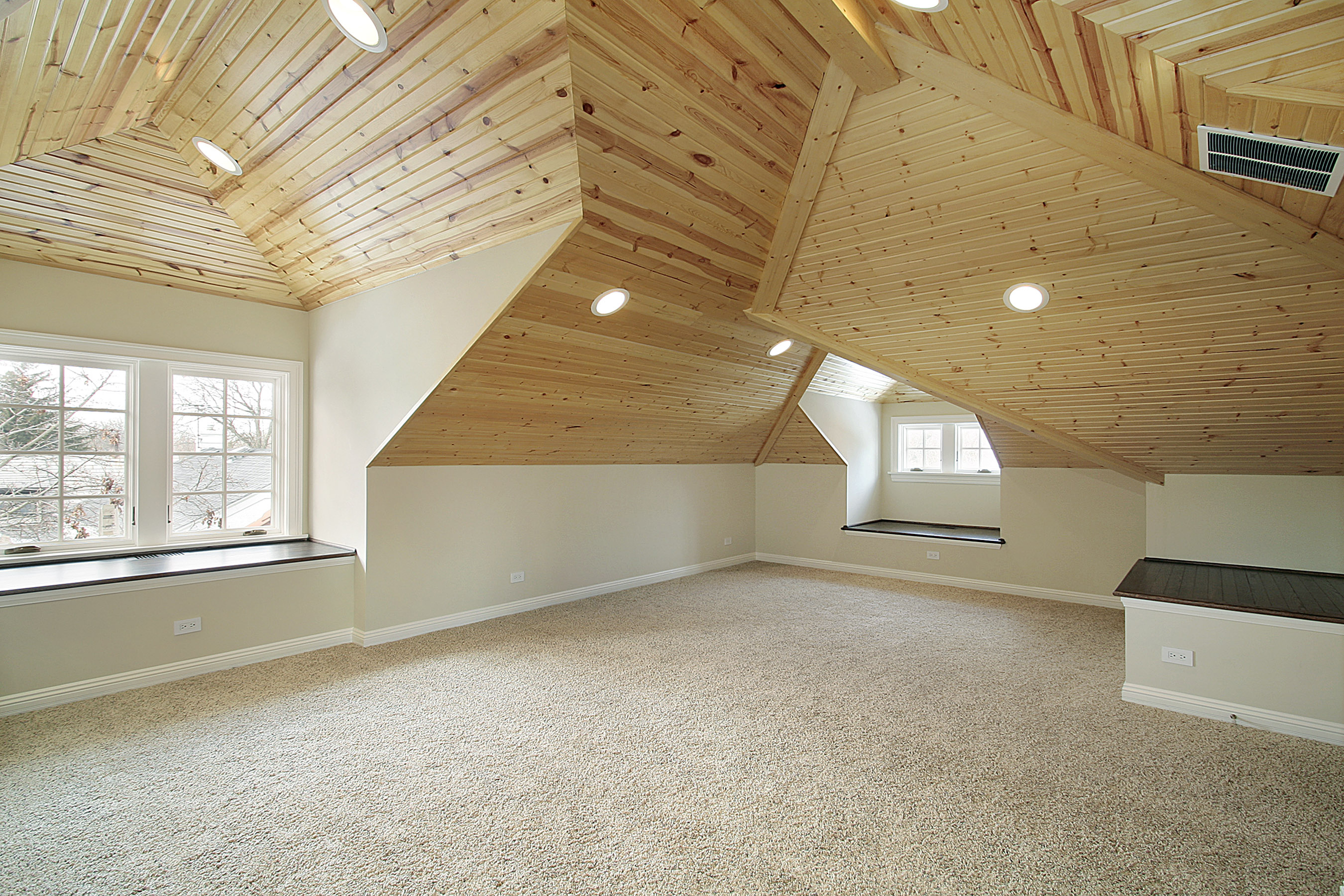 bigstock-Loft-In-New-Construction-Home-5059095