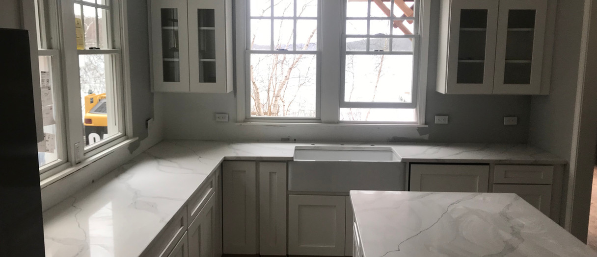 Modern Quartzite Kitchen Countertops,Oakland, NJ, Njcountertops.com