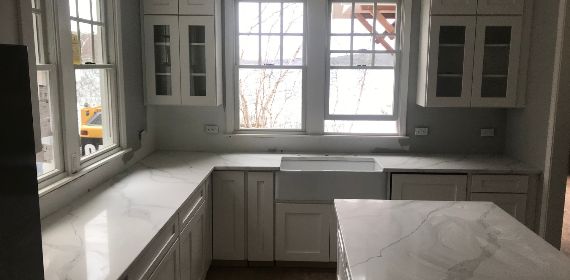 Modern Quartzite Kitchen Countertops,Oakland, NJ, Njcountertops.com