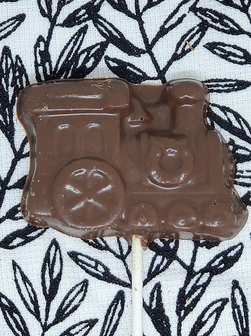 Milk or Dark Chocolate Train