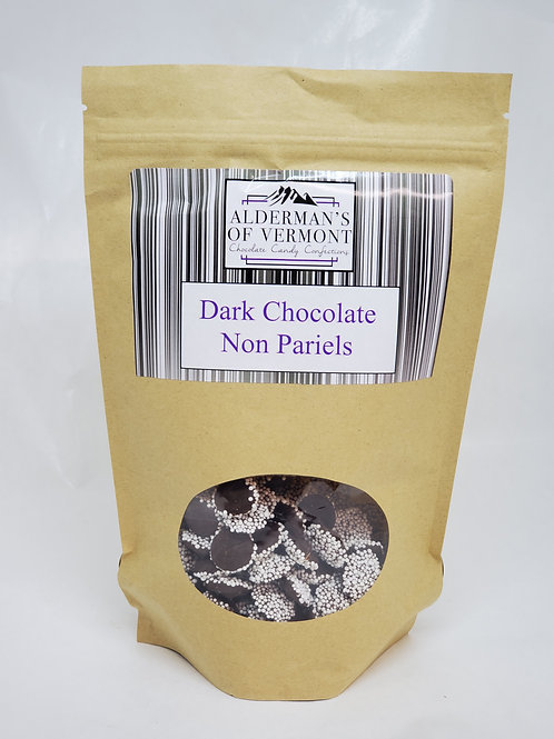 Dark Chocolate Nonpariels 8oz