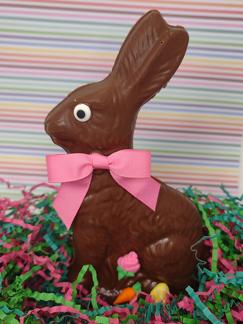 Lily the Chocolate Bunny *Solid