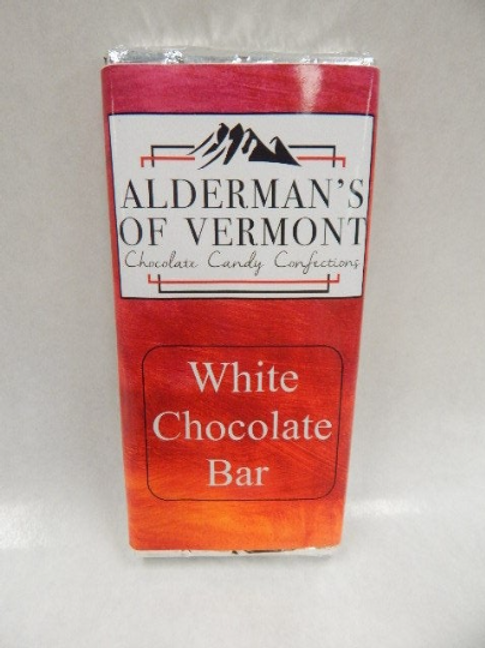 White Chocolate Bar 4 oz