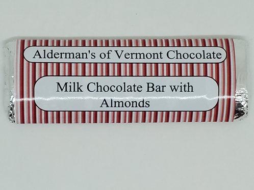 Milk Bar with Almonds