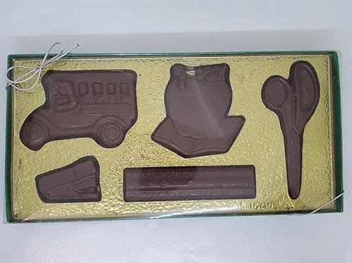 Milk or Dark Chocolate Teacher Appreciation Gift Set