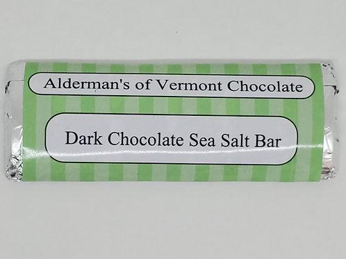 Dark Chocolate with Sea Salt Bar