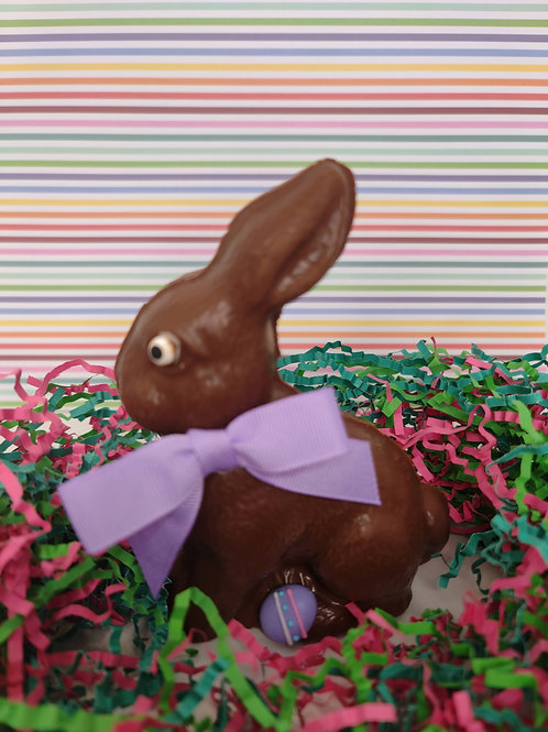 Matthew the Chocolate Bunny *Hollow