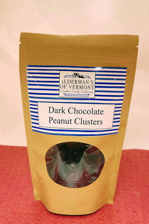 Wholesale Dark Chocolate Peanut Clusters