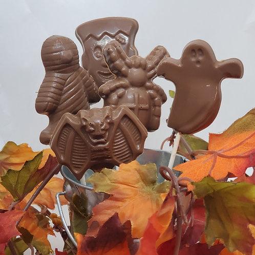 Halloween Lollipop Collection.