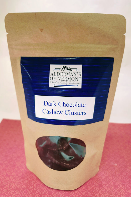 Wholesale Dark Chocolate Covered Cashew Clusters