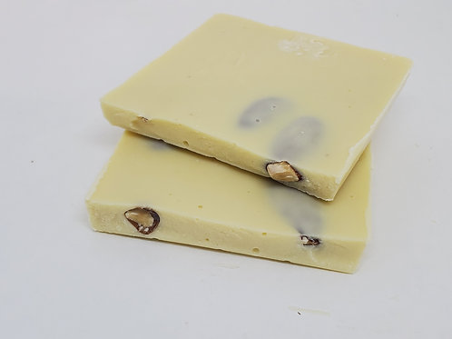White Chocolate Almond Bar
