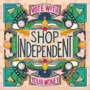 Shop independant illustration by @rebecca_strickson_illustration