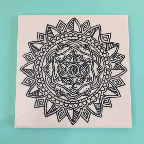 Mandala Takeaway Painting Kit
