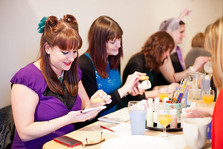 Baby showers and hen parties at Creative Biscuit, London