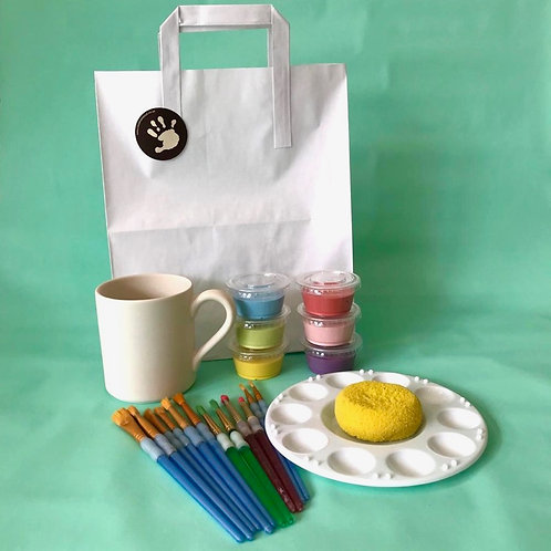 Paint at Home Mug Kit