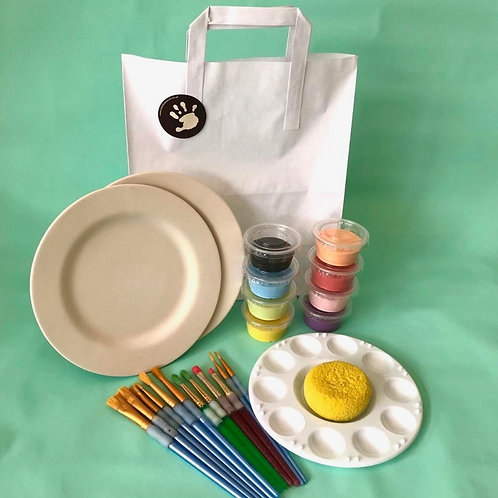 Paint at Home Double Plate Kit