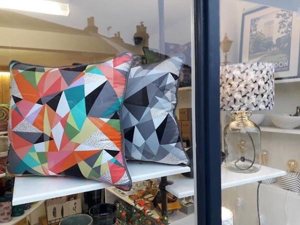 Window Display at Jo&Kesi in Leytonstone