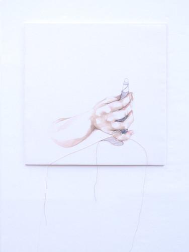 SPINNER'S HAND I