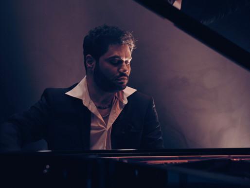 Ein Weltklasse-Pianist auf einer Rockbühne - neue Wege für Klassik-Konzertfilme