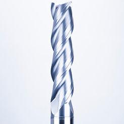 Hartmetall-Schlichtfräser mit TiAlN-Beschichtung