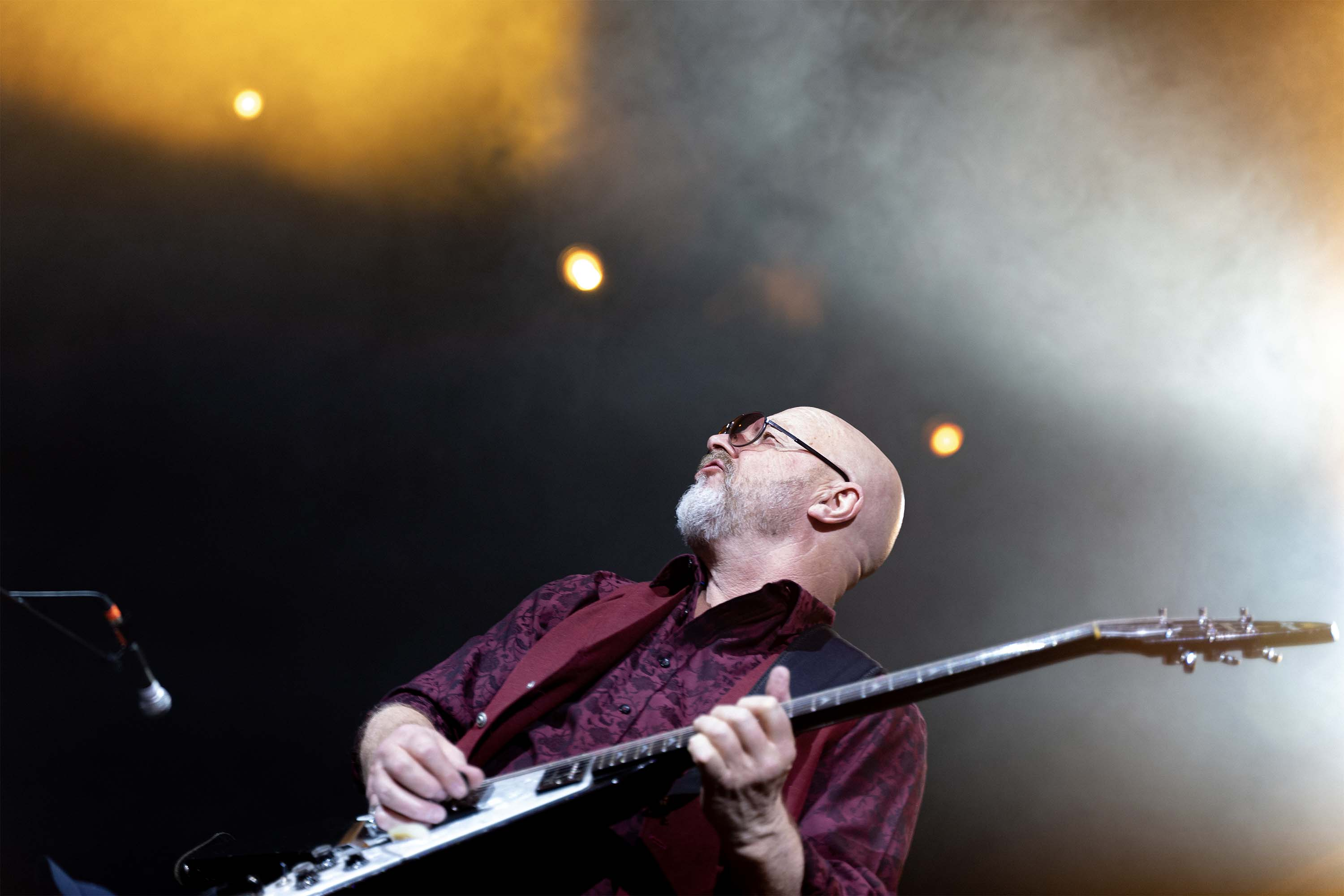 Wishbone Ash | Andy Powell