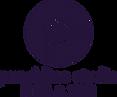 punchline studio mit Schriftzug lila kle