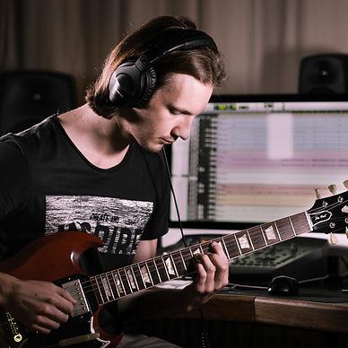 Komponist und Audio Engineer Maik Styrno