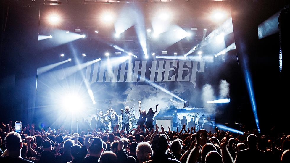 Uriah Heep - Nazareth - Wishbone Ash - M