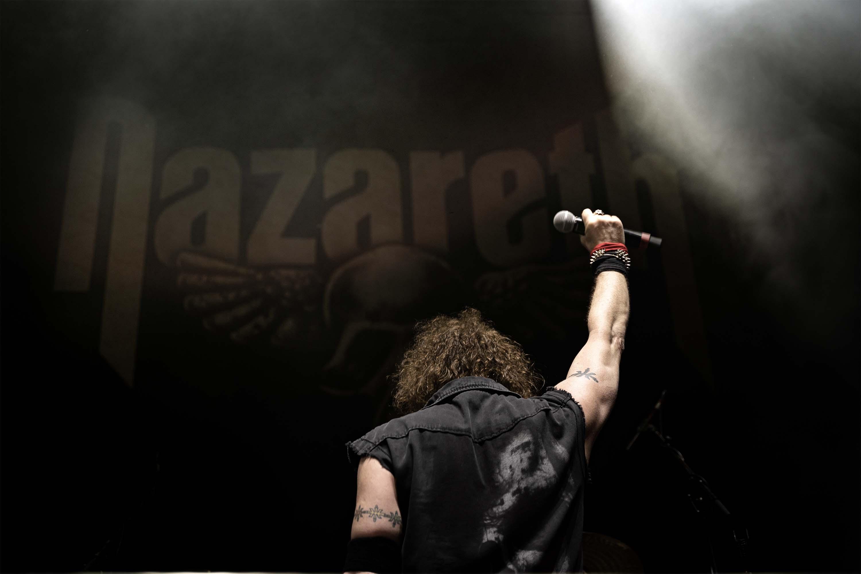 Nazareth | Carl Sentance
