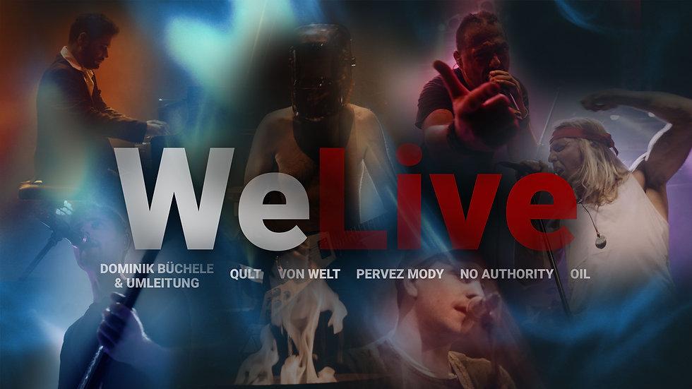 WeLive - Thumbnail - Musikfestival - Kon