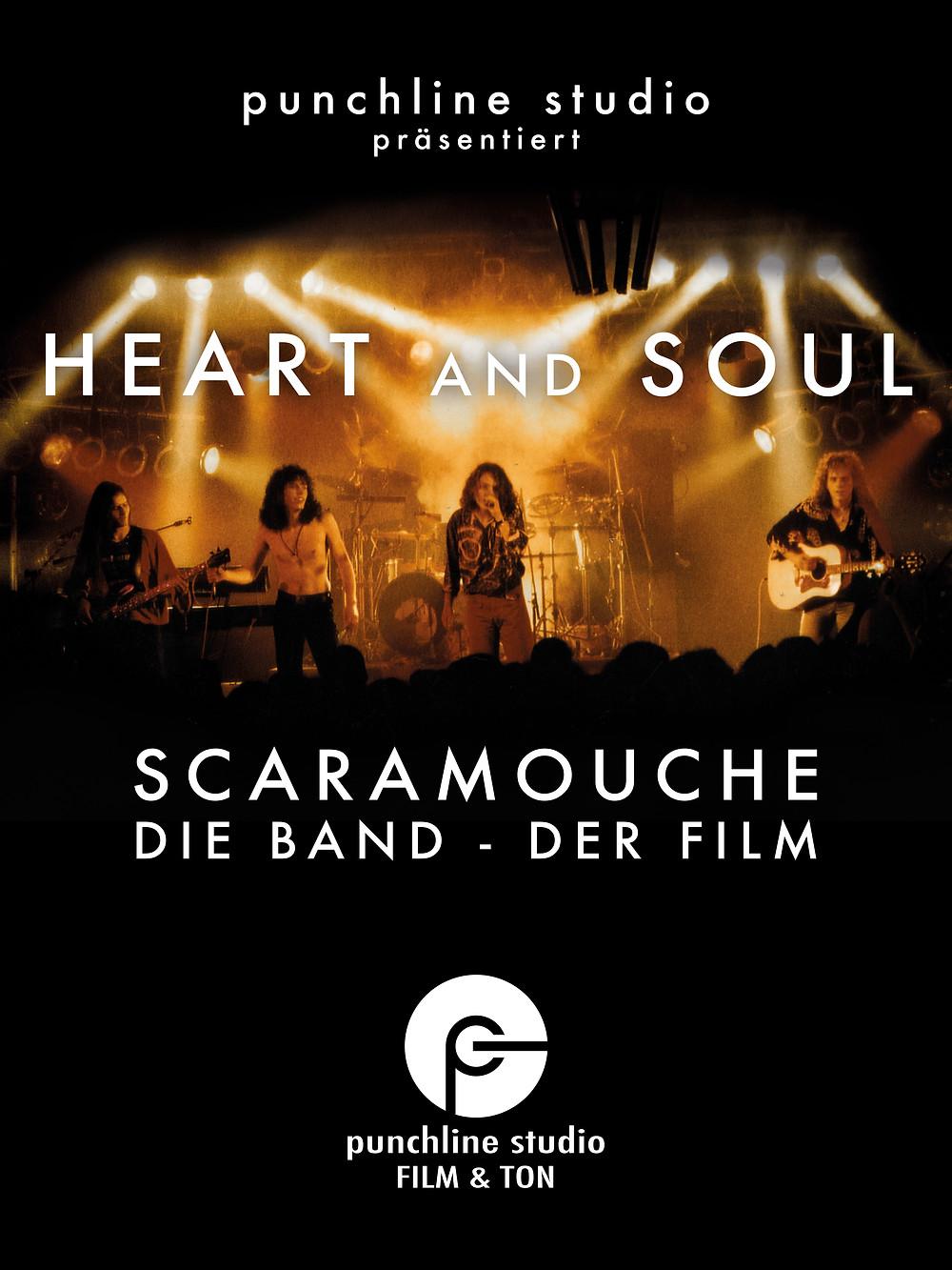 Scaramouche Lahr - Dokumentarfilm - Heart And Soul
