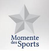 Momente des Sports
