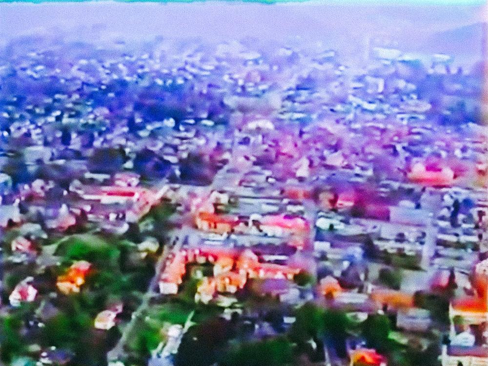 Lahr 1991 aus dem Flugzeug - Scaramouche Film - Heart And Soul
