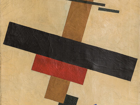 Malevich - The rise, the fall and the resurrection