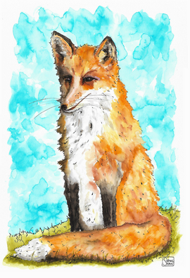 Fox Sneered