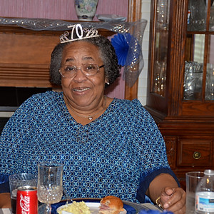 Brenda Rawls 70th Birthday Celebration