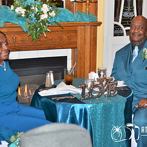 Joseph & Renee' Harden Celebrating 40 Years of Marriage