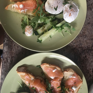 Breakfast Private Residence : Oakland Hills