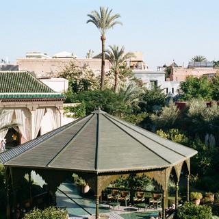 Le Jardin Secret- Marrakech