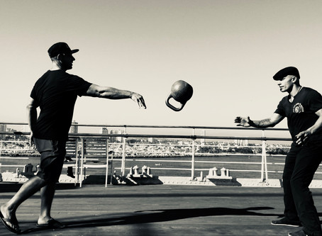 Advanced Kettlebell basics and Beyond