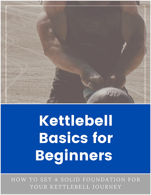 Kettlebell Basics for Beginners