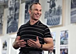 Mark Reifkind, Chief Instructor GiryaStrength Private Training