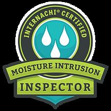 Moisture instrusion inspector