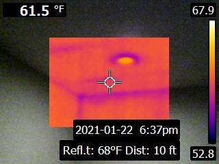 Thermographer