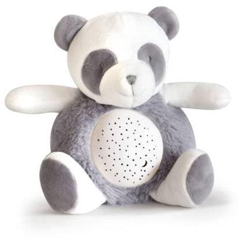 Veilleuse musicale peluche panda