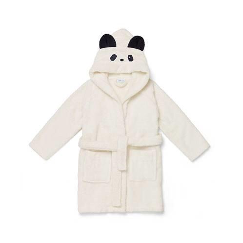 Peignoir Lily - Panda creme de la creme liewood