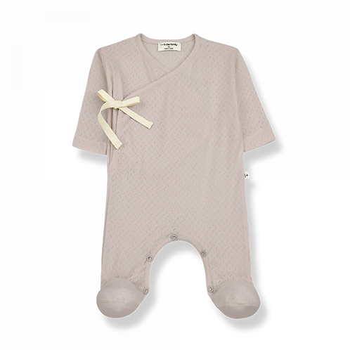 Pyjama coton leger biologique 1+inthefamily