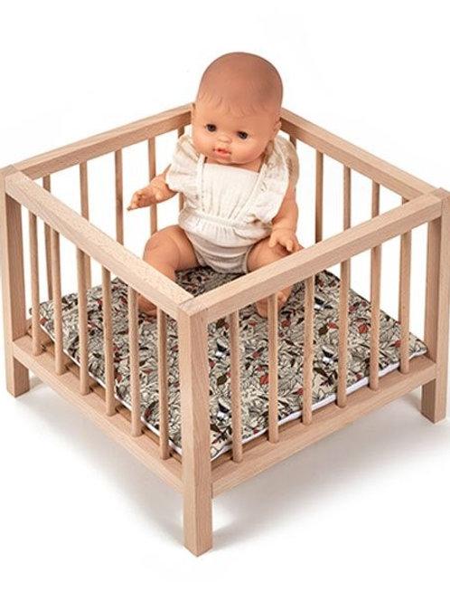 Parc minikane pour poupée