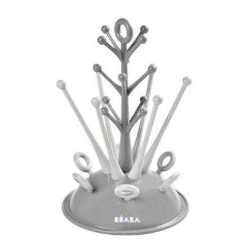 Egouttoir biberons et accessoires BEABA gris